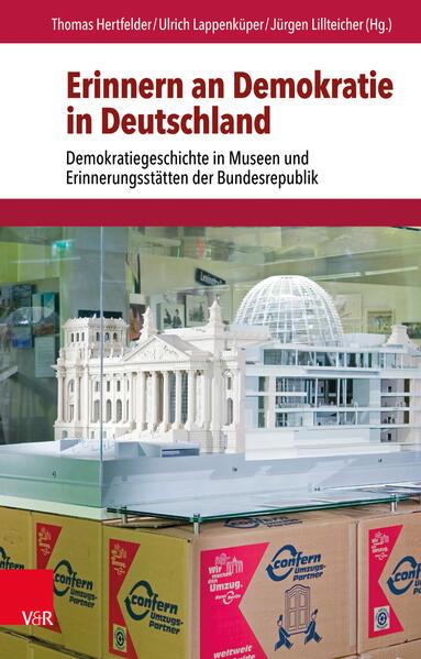 Erinnern an Demokratie in Deutschland - Coverbild