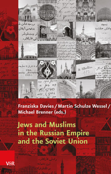 Jews and Muslims in the Russian Empire and the Soviet Union - Coverbild