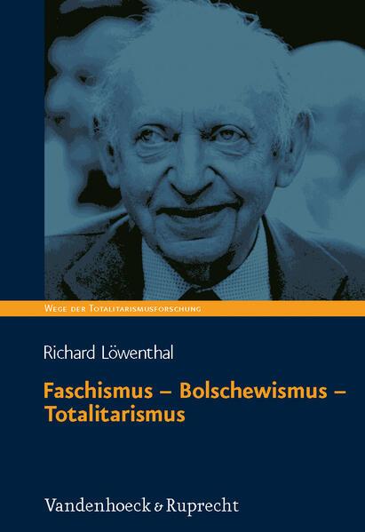 Faschismus – Bolschewismus – Totalitarismus - Coverbild