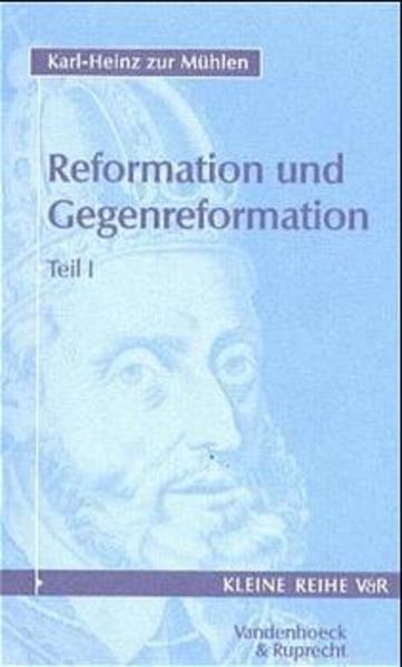 Reformation und Gegenreformation - Coverbild