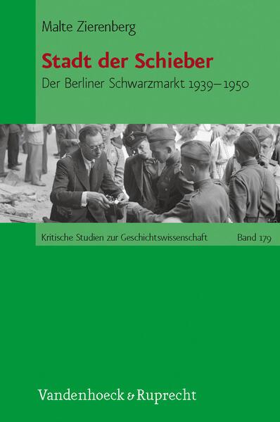 Stadt der Schieber - Coverbild