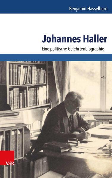 Johannes Haller - Coverbild