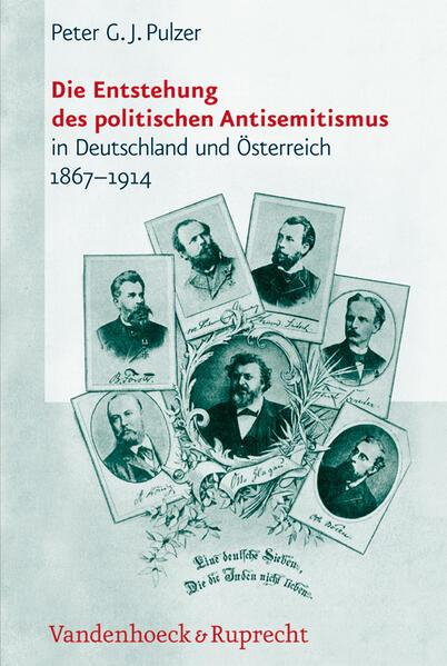 Die Entstehung des politischen Antisemitismus in Deutschland und Österreich (1867–1914) - Coverbild