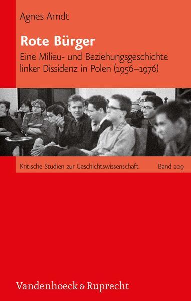 Rote Bürger - Coverbild