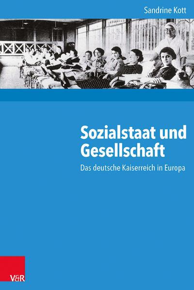 Sozialstaat und Gesellschaft - Coverbild