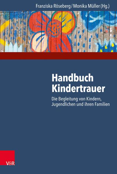 Handbuch Kindertrauer - Coverbild