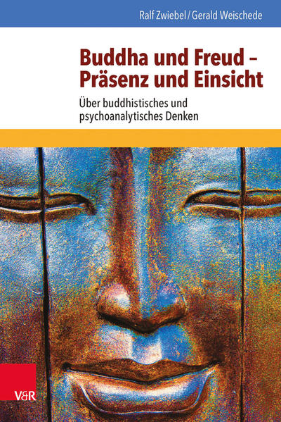 Buddha und Freud – Präsenz und Einsicht - Coverbild