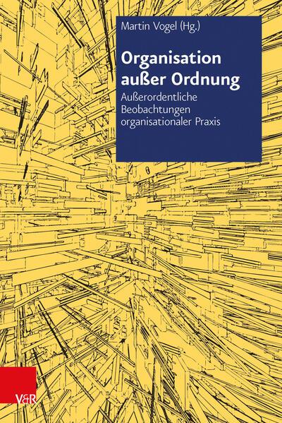 Organisation außer Ordnung - Coverbild