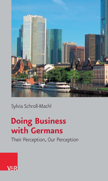 Doing Business with Germans - Coverbild