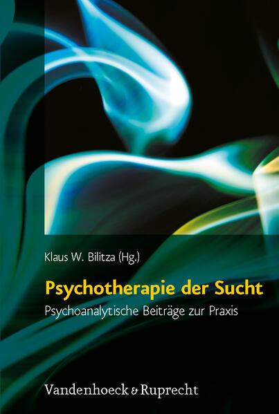Psychotherapie der Sucht - Coverbild