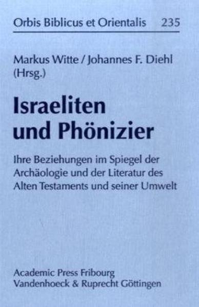Israeliten und Phönizier - Coverbild