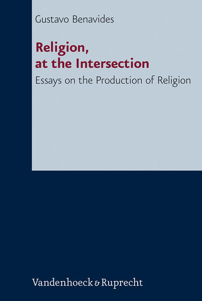 Religion, at the Intersection - Coverbild