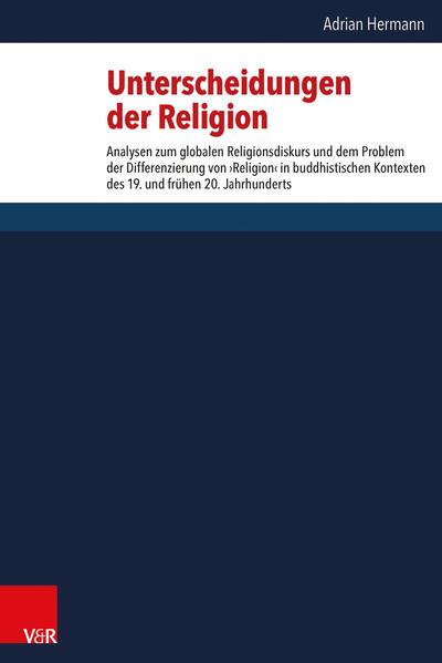 Unterscheidungen der Religion - Coverbild