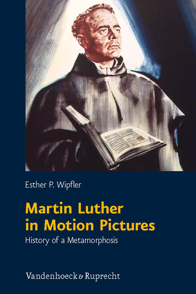 Martin Luther in Motion Pictures - Coverbild