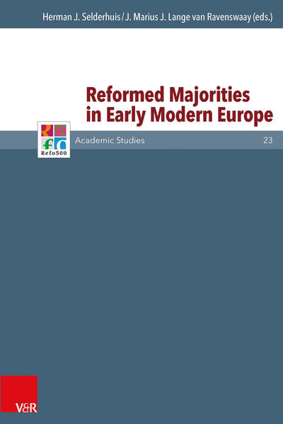 Reformed Majorities in Early Modern Europe - Coverbild