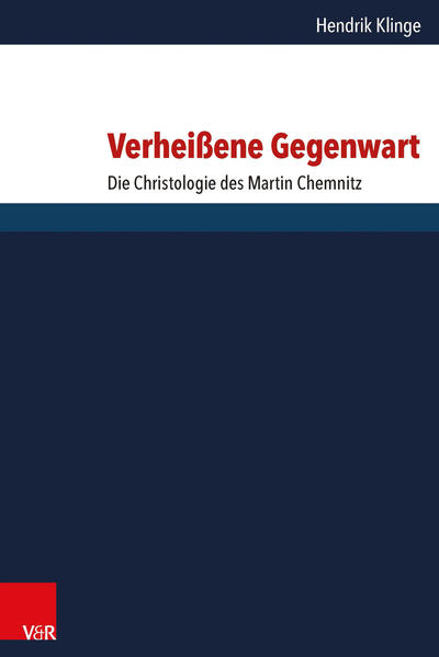 Verheißene Gegenwart - Coverbild