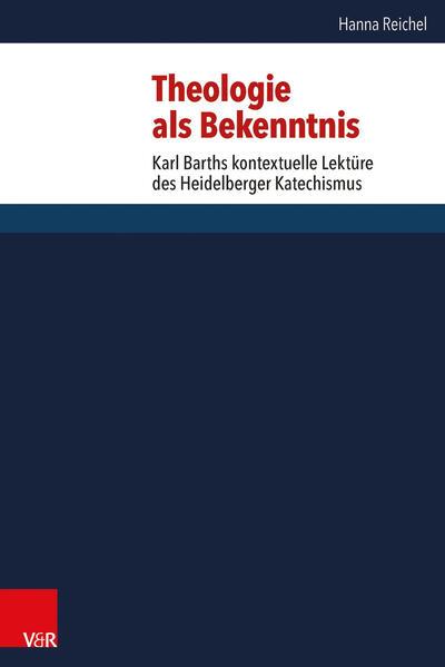 Theologie als Bekenntnis - Coverbild