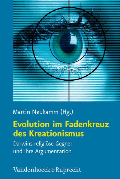 Evolution im Fadenkreuz des Kreationismus - Coverbild