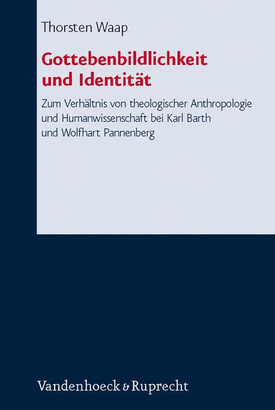 Gottebenbildlichkeit und Identität - Coverbild
