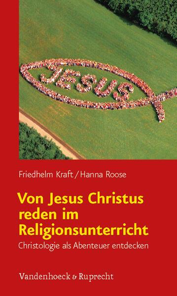 Von Jesus Christus reden im Religionsunterricht - Coverbild