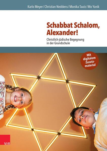 Schabbat Schalom, Alexander! - Coverbild