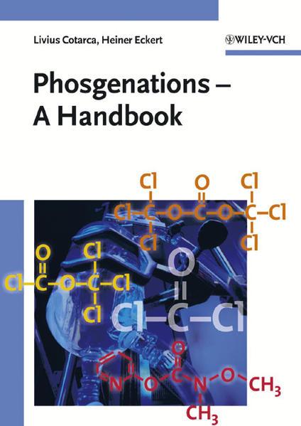 Phosgenations - A Handbook - Coverbild