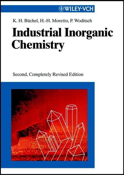 Industrial Inorganic Chemistry - Coverbild