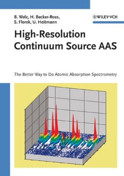 High-Resolution Continuum Source AAS - Coverbild