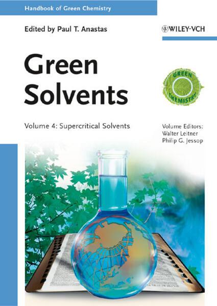 Handbook of Green Chemistry / Handbook of Green Chemistry - Green Solvents - Coverbild