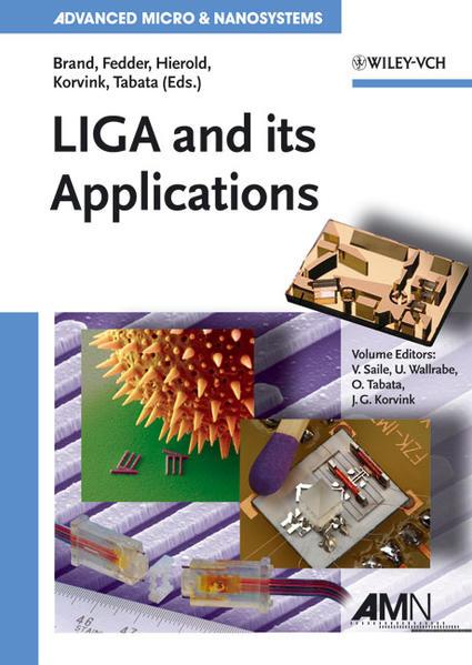 LIGA and its Applications - Coverbild