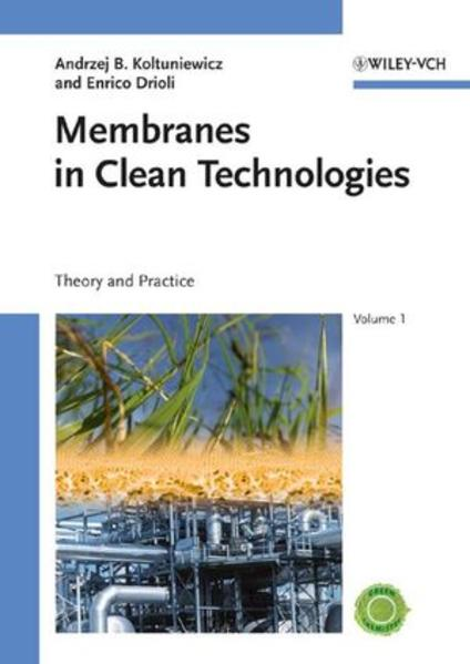Membranes in Clean Technologies - Coverbild