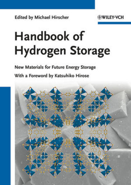 Handbook of Hydrogen Storage - Coverbild