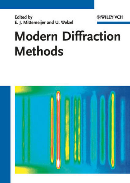 Modern Diffraction Methods - Coverbild