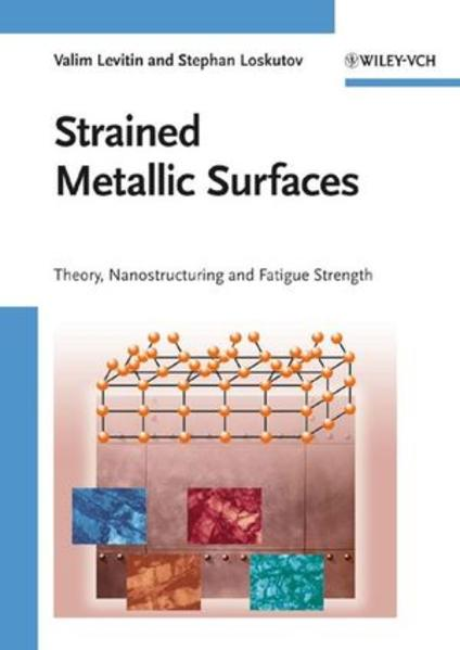Strained Metallic Surfaces - Coverbild