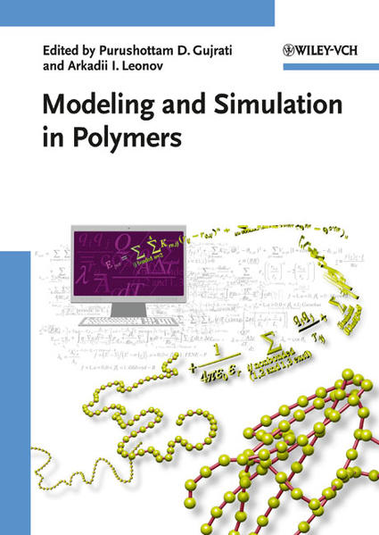 Modeling and Simulation in Polymers - Coverbild