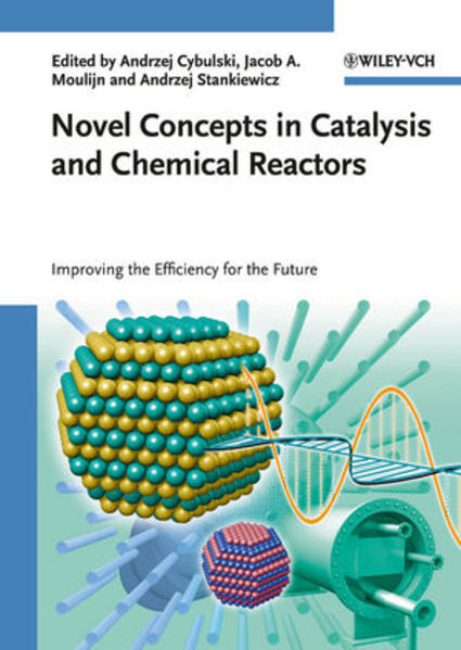 Novel Concepts in Catalysis and Chemical Reactors - Coverbild