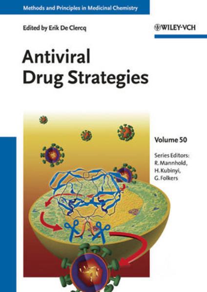 Antiviral Drug Strategies - Coverbild