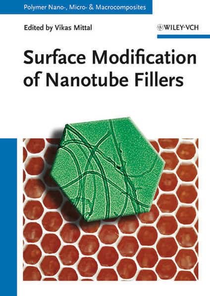 Surface Modification of Nanotube Fillers - Coverbild