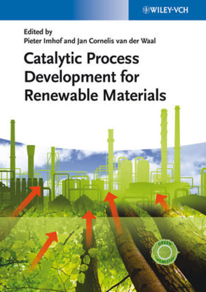 Catalytic Process Development for Renewable Materials - Coverbild