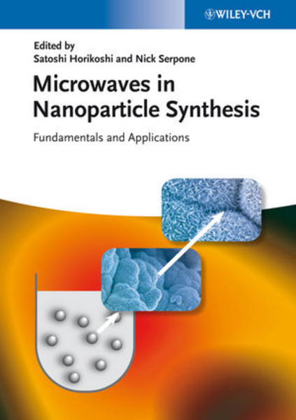 Microwaves in Nanoparticle Synthesis - Coverbild
