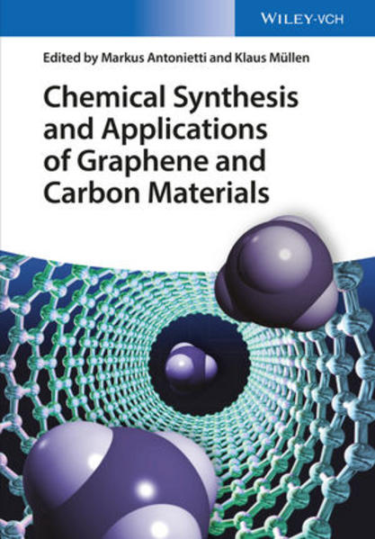 Chemical Synthesis and Applications of Graphene and Carbon Materials - Coverbild