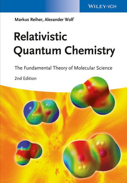 Relativistic Quantum Chemistry - Coverbild