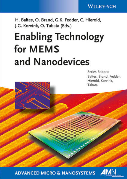 Enabling Technologies for MEMS and Nanodevices - Coverbild