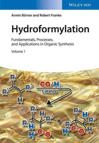 Hydroformylation - Coverbild