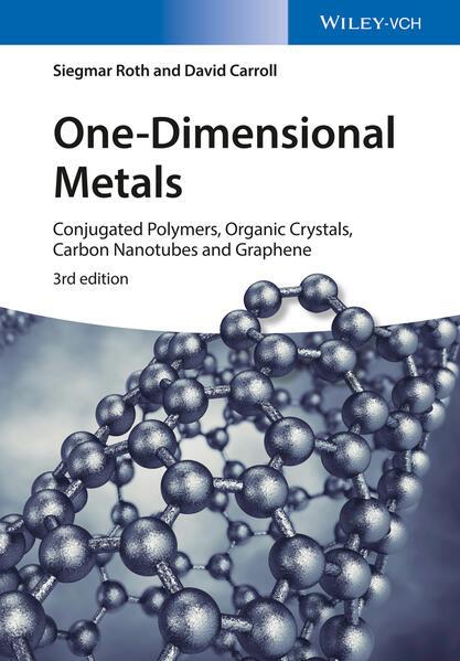 One-Dimensional Metals - Coverbild