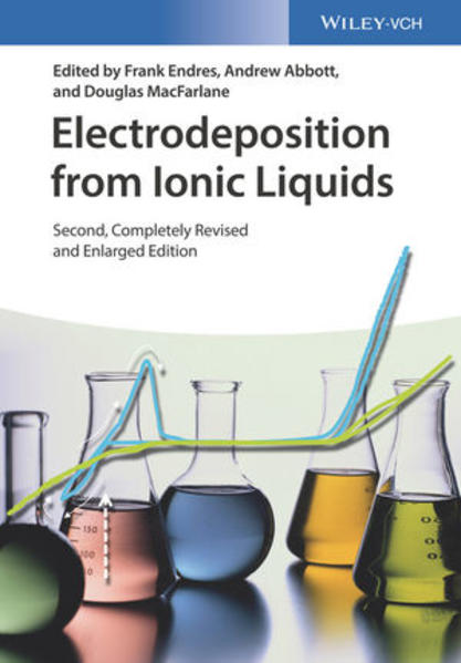 Electrodeposition from Ionic Liquids - Coverbild