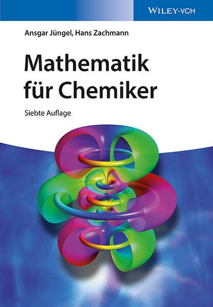Mathematik für Chemiker - Coverbild