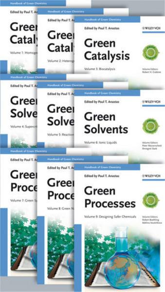 Handbook of Green Chemistry - Coverbild