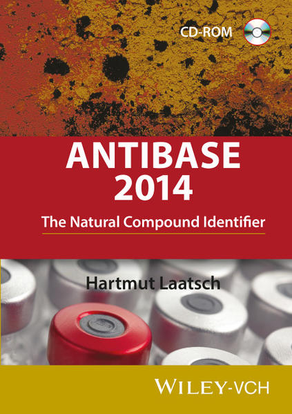 AntiBase 2014: The Natural Compound Identifier - Coverbild