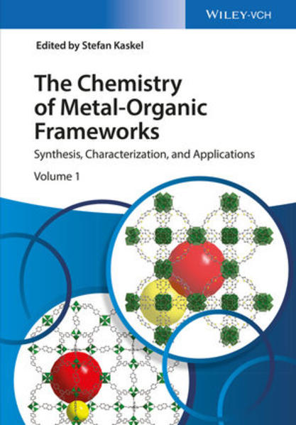 The Chemistry of Metal-Organic Frameworks - Coverbild